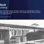 Lavalla   Plaques   Stoddart Block 150x150 - Heritage Plaques